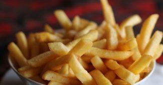 Heerlijke patat