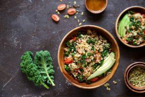 Quinoa bereiden